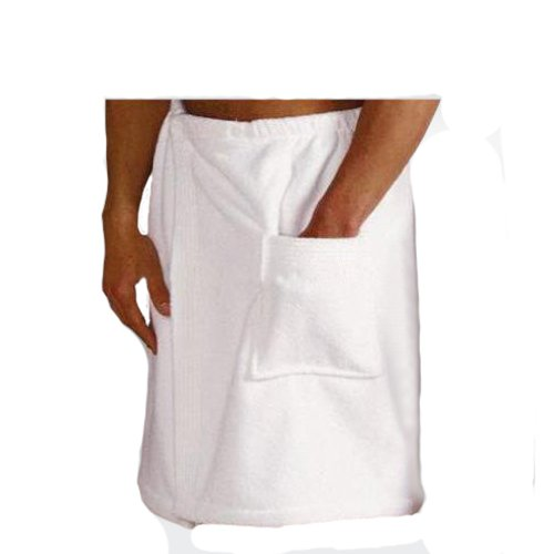 White Terry Shower Style SW21V product image