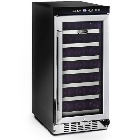 Whynter Wine Cooler (Stainless Steel, BWR-33SD)