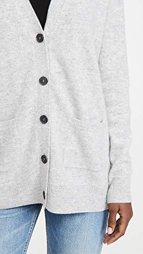 Naadam Women's Drop Shoulder Cashmere Cardigan