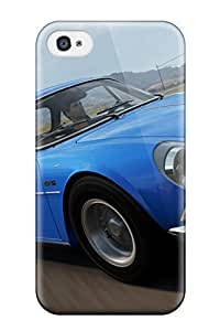 MarvinDGarcia Case Cover Protector Specially Made For Iphone 4/4s 1973 Renault Alpine A110 1600s 7908951K80769744