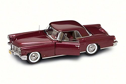 Road Signature 1956 Lincoln Continental Mark II, Burgundy, used for sale  Delivered anywhere in USA