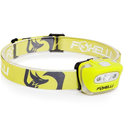 foxelli-headlamp-flashlight-bright-165-lumen-white-cree-led-red-light-perfect-for-runners-lightweigh
