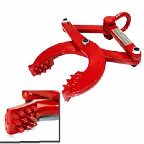 Truck Material Handling Pallet Puller Gripper Attachment Racking Tool