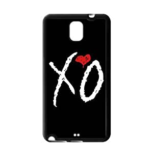 Danny Store XO The Weeknd Protective Gel Rubber Back Fits Cover Case for SamSung Galaxy Note 3