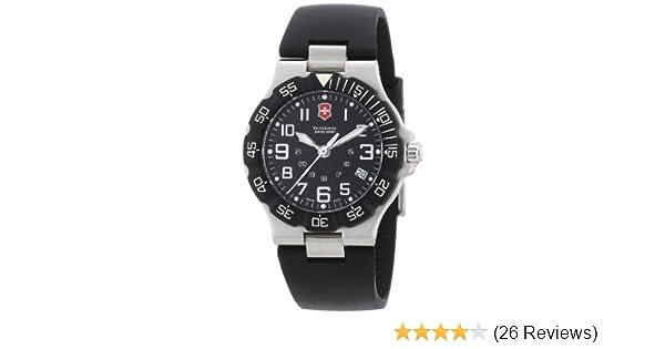 Amazon.com  Victorinox Swiss Army Men s 241343 Summit XLT Black Dial Watch   Victorinox  Watches 9c3073caaf1