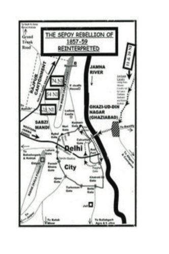 Sepoy Rebellion of 1857-59 Reinterpreted