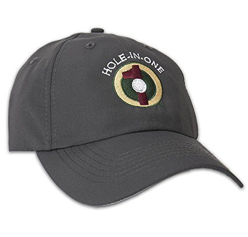 Hole In One Performance Hat (Grey)
