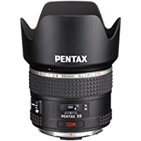 PENTAX standard single focus lens Dustproof and drip-proof structure D FA 645 55 mm F 2.8 AL [IF] SDM AW 645 mount 645 size · 645 Z size 26460