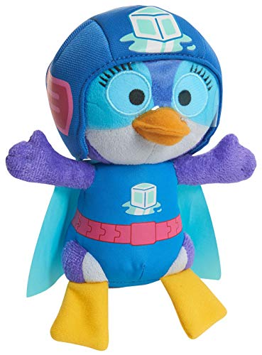 Muppet Babies Plush Figure - Captain Ice Cube Summer Penguin