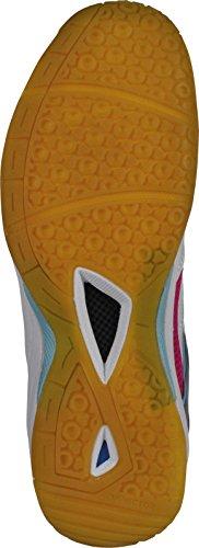 VICTOR SH-A320L donna scarpa/scarpa/scarpa Indoor sport Badminton/squash scarpa/scarpa palasport, bianco/rosa