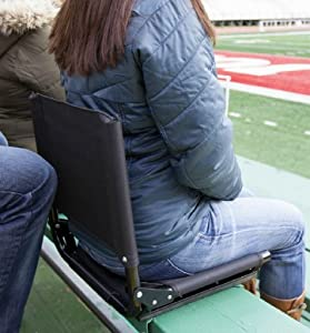 Stadium Seat by Cascade Mountain Tech