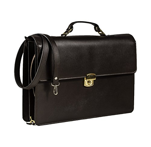Maletín Portadocumentos Piel Holders Leather Briefcase Inhaber Aktentasche aus Leder Porte-documents en cuir titulaires
