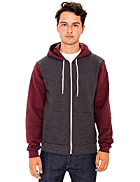 Men's Unisex Flex Fleece Zip Hoodie