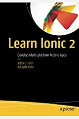Learn Ionic 2: Develop Multi-platform Mobile Apps Paperback