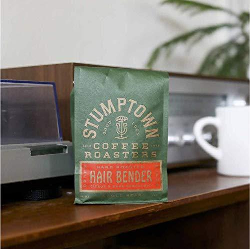 Amazon Com Stumptown Coffee Roasters Hair Bender Whole Bean Coffee 12 Oz Grocery Gourmet Food