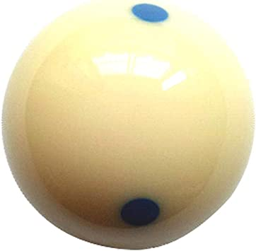 WXS Bolas de Billar 2.25 Pulgadas 57 mm 6 Puntos Spot Cue Ball Billar Pool Snooker Práctica de Entrenamiento (Color : #2): Amazon.es: Deportes y aire libre