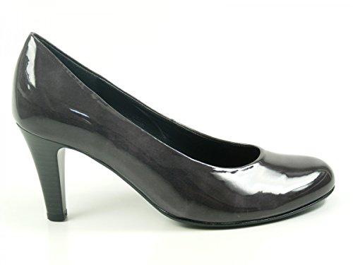 Gabor35-210 Zapatos Laqueados para Mujer - gris