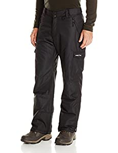 Arctix Men's SnowSports Cargo Pants, Black Medium