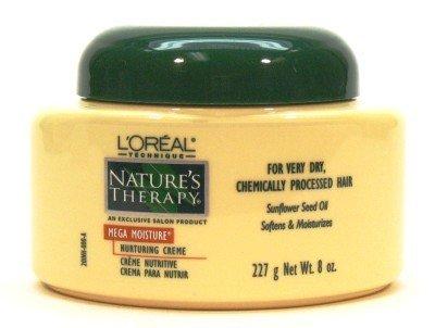 L'Oreal Nature's Therapy Mega Moisture 8 oz. Jar