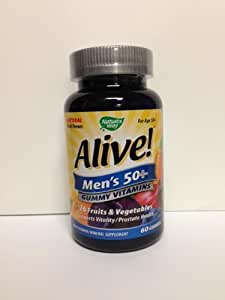 Alive chewable multivitamin