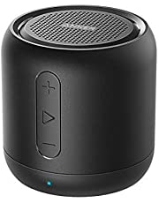 Anker SoundCore mini, Bluetooth Speaker, Super-Portable Bluetooth Speaker with 15-Hour Playtime, 66-Foot Bluetooth Range, Enhanced Bass, Noise-Cancelling Microphone