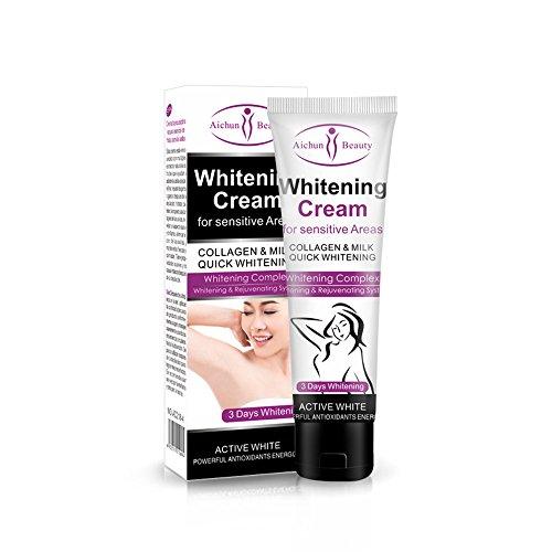 VENMO Dark Spot Remover Natural Skin Lightening Whitening Cream For Fade...