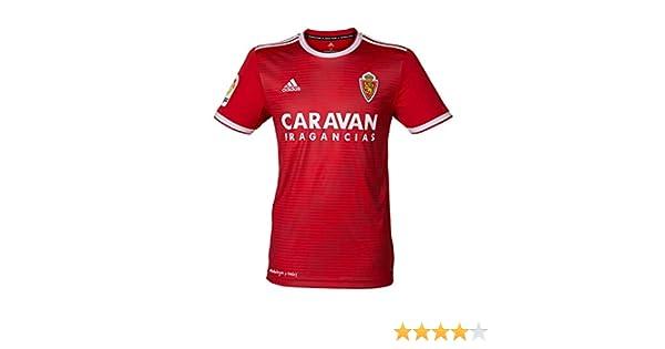 fdc46283545e6 Adidas Real Zaragoza Segunda Equipación 2018-2019