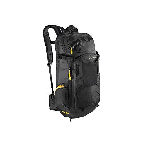 Evoc Fr Trail Blackline Protector Hydration Pack Black  M L