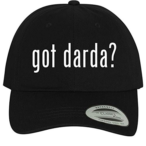 BH Cool Designs got Darda? - Comfortable Dad Hat Baseball Cap, Black