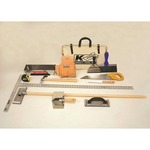 Kraft Tool Company DC902AK, Drywall Apprentice Kit