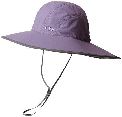 Outdoor Research Kids' rambler Sun Sombrero Hat, Fig, Medium