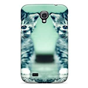 For Galaxy Case, High Quality Whats Up Kittens For Galaxy S4 Cover Cases