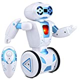 Kuman Remote Control Self-Balancing Smart Robot for Kids