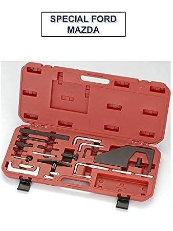Caja de Escalas Ajuste distribución FORD MAZDA: Amazon.es ...