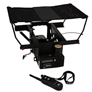 D.T. Systems Remote Bird Launcher 500 Series for Quail and Pigeon Sized Birds with Transmitter Included 108