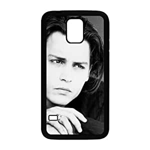 johnny depp drawing Phone Case for Samsung Galaxy S5
