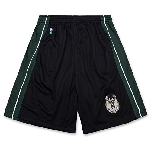 NBA Boys Athletic Sports Birdseye Shorts With Elastic Waistband and Logo – DiZiSports Store