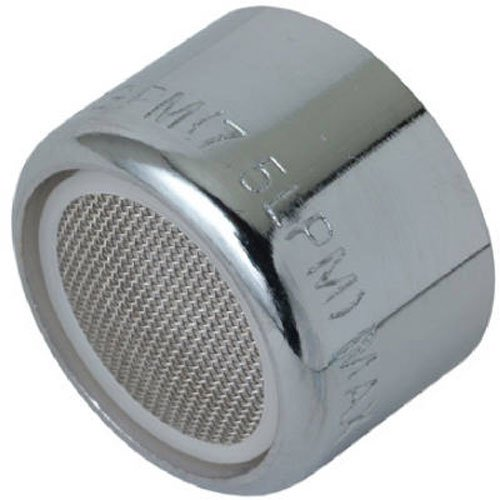 BrassCraft SF0057X Slotless Faucet Aerator with 55/64-Inch-27 Female Thread