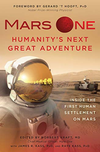 Image result for mars one book