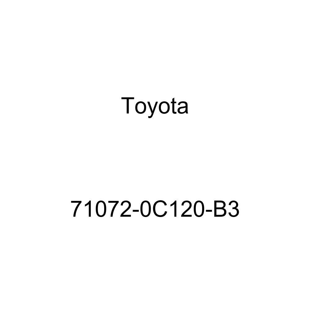 TOYOTA Genuine 71072-0C120-B3 Seat Cushion Cover