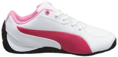 virtual Baskets Jr White garçon Cat Drift L sachet Pink Puma 03 Pink 5 Weiß mode xzXv0qwI