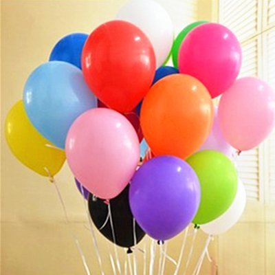 Baby Showers Adult Birthdays Water Fights Receptions or Any Celebration Weddings Great for Kids Pack of 100 Neo LOONS 5 Pastel Rose Premium Latex Balloons