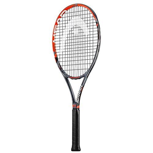 Head Tennisschläger MX Spark Pro schwarz Anthracite/Red 2 Grip