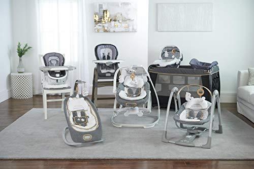 Boutique Collection Bella Teddy Columpio Port/átil Swing n Go