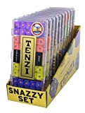 Tenzi Game Best Deals - Tenzi Snazzy Set -  40 dice - Colors may vary