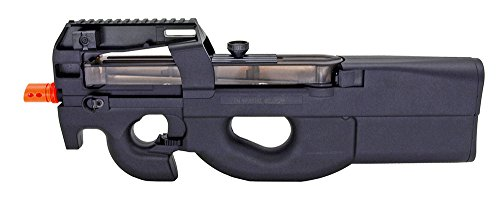 Herstal FN P90 AEG Electric Airsoft Rifle, Black ()