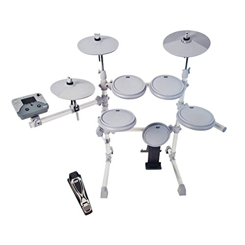 - KAT Percussion KT1 5-Piece Electronic Drum Kit