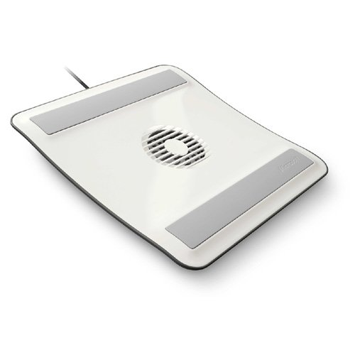 Microsoft Cooling Base for Notebooks -White (Bases De Laptop)