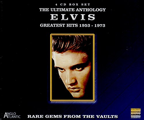 Elvis  The Ultimate Anthology  Rare Gems from the Vaults 1953-1973 (4CD)