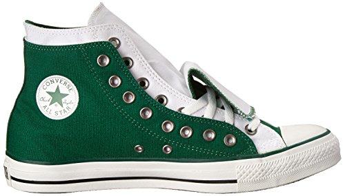 Converse Casual Unisex Adulti (White, Green)